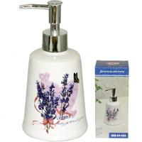 Дозатор для жидкого мыла Лаванда SNT 888-04-006
