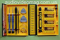 Набор бит, торцевых насадок и инструментов для ремонта мобильных, планшетов