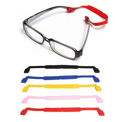 Эластичный силикон солнцезащитные очки шейный ремешок ремешок, фото 2