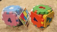 Игрушка детская Кубик-Логика.