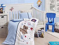 Комплект постельного белья детский First Choice Satin Bamboo Joy