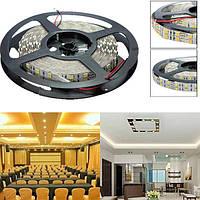 5м двухрядные 600 СМД 5050 Non-водоустойчивое 12V LED полосы света