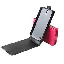 Магнитные флип-Open PU кожаный защитный чехол для Huawei g610, фото 2