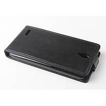 Магнитные флип-Open PU кожаный защитный чехол для Huawei g610, фото 3