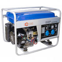 Бензиновый генератор Odwerk GG7200E(электро стартер)Без щеточный-Асинхронный