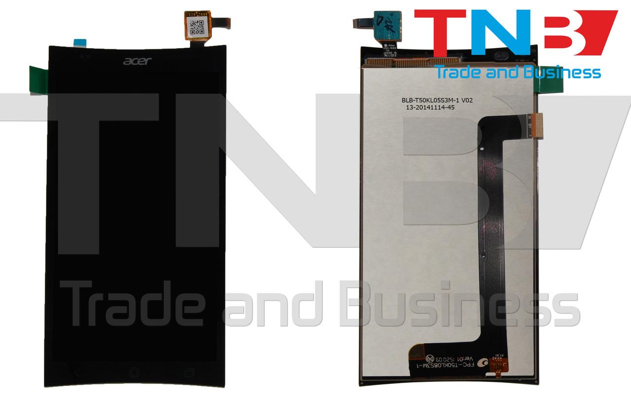 Модуль ACER Liquid E700 Черный