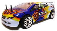Р/у шоссейная модель Himoto EXO-16  2.4GHz 1:16 с электродвигателем синий (HI4182b)
