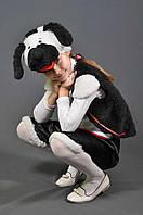 Костюм Собачка Пес Собака для девочки и мальчика 6-8-10 лет. Детский новогодний маскарадный