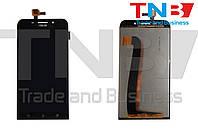 Модуль ASUS Zenfone Max ZC550KL Черный ОРИГИНАЛ