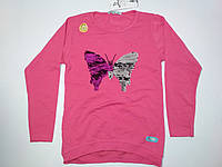 Джемпер на девочку Butterfly