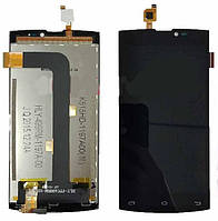 LCD дисплей+сенсор, экран для Leagoo Lead 7 (Модуль)