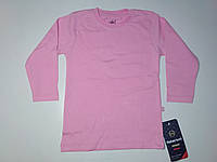 Розовый джемпер на девочку