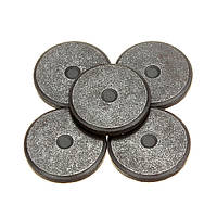 5шт сильная круглый ферритовый диск Диаметр 20мм х 3мм магниты