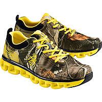 Кроссовки мужские Legendary Whitetails Men's Hunt Bum Hiking Camo & Yellow