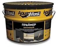 Мастика кровельная битумно-резиновая AquaMast (10 кг)