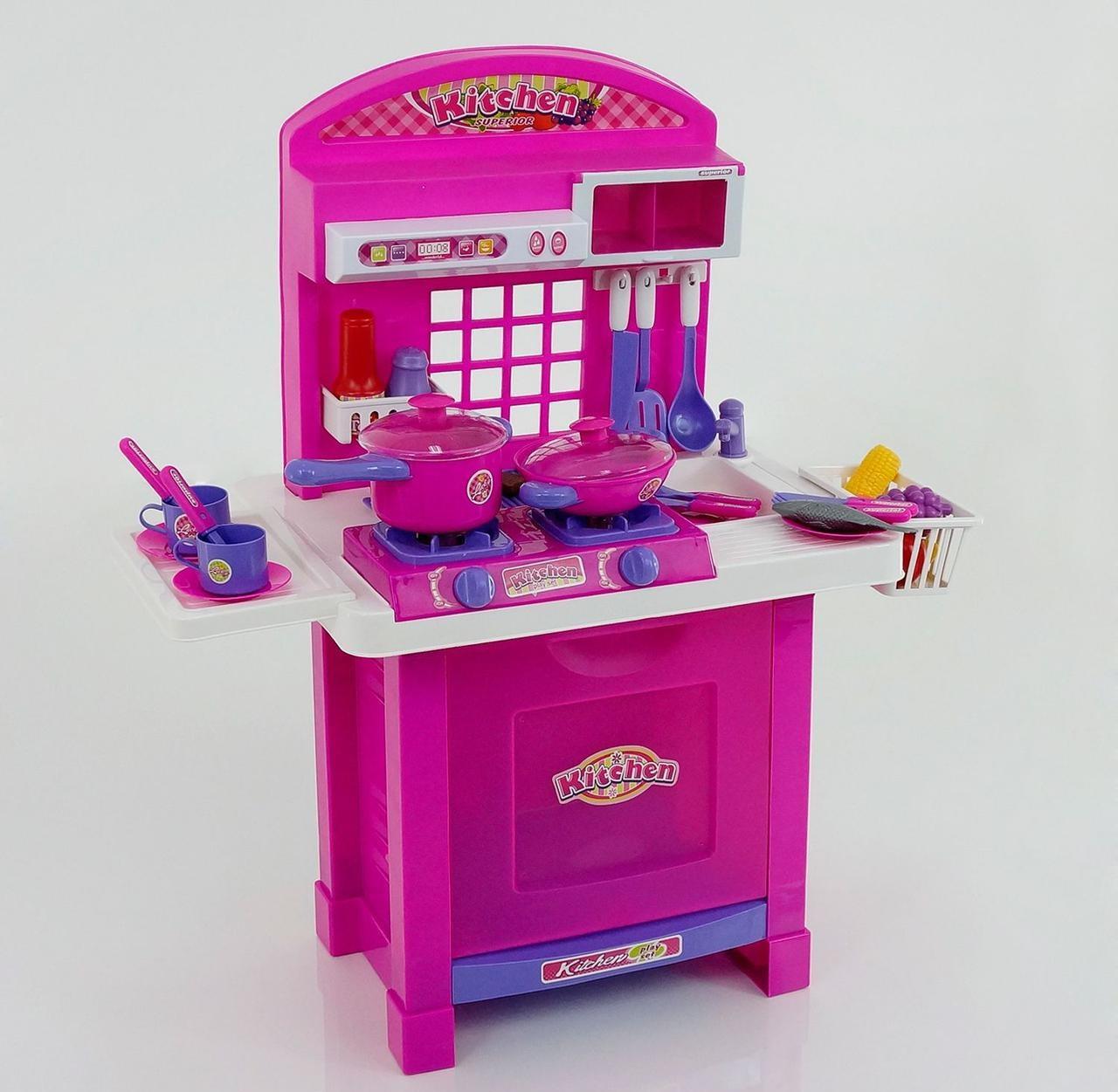 """Ігровий набір """"Кухня"""" зі звуком і світлом Kitchen Set 008-55"""