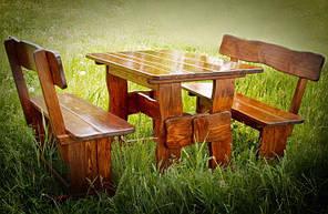 Деревянная мебель для ресторанов, баров, кафе в Киеве от производителя