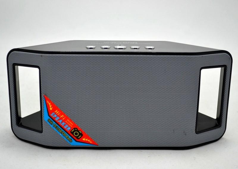 Беспроводная портативня Bluetooth колонка WSTER WS-Y66B