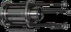 Блок ступицы в комплекте Дон-1500Б (с болтами)