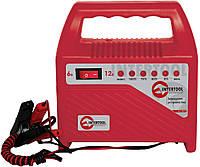 Зарядное устройство 6В-12В. со светодиодными индикаторами Intertool AT-3012