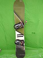 Сноуборд Burton Cascade 166 см + кріплення Burton