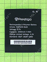 Аккумулятор Prestigio MultiPhone 5044 DUO 2000mAh Копия АА