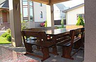 Деревянная мебель для ресторанов, баров, кафе в Василькове