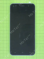 Дисплей i5530 Space X с сенсором Оригинал Черный