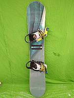 Сноуборд Burton Cascade 164 см + кріплення Burton