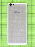 Крышка батареи Nomi i5530 Space X Оригинал Золотистый
