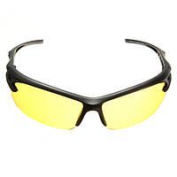 Очки Ночного видения УФ 400 очки для вождения солнцезащитные очки желтые линзы