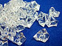 Лёд искусственный прозрачный 50 штук