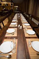 Деревянная мебель для ресторанов, баров, кафе в Бердянске
