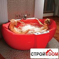 Гидромассажная ванна WGT Red Diamond комплектация Digital