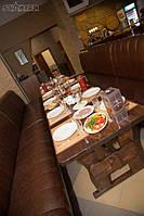 Деревянная мебель для ресторанов, баров, кафе в Никополе