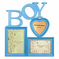 Фотоколлаж Boy, фоторамка для мальчика
