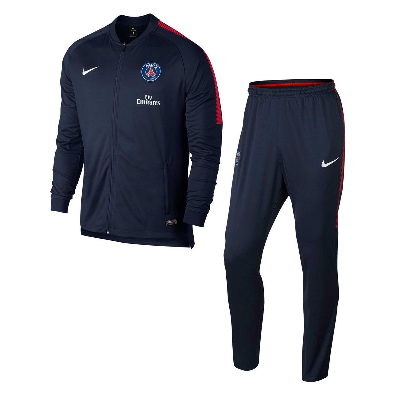 8fbb154a2185 Спортивный костюм мужской Nike Paris Saint Germain Trainingspak
