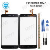 Сенсор, тачскрин для Homtom HT27 / HT27 Pro (touch screen)
