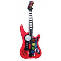 Гитара Simba Диско 10 звуковых эффектов 66 см  6834102