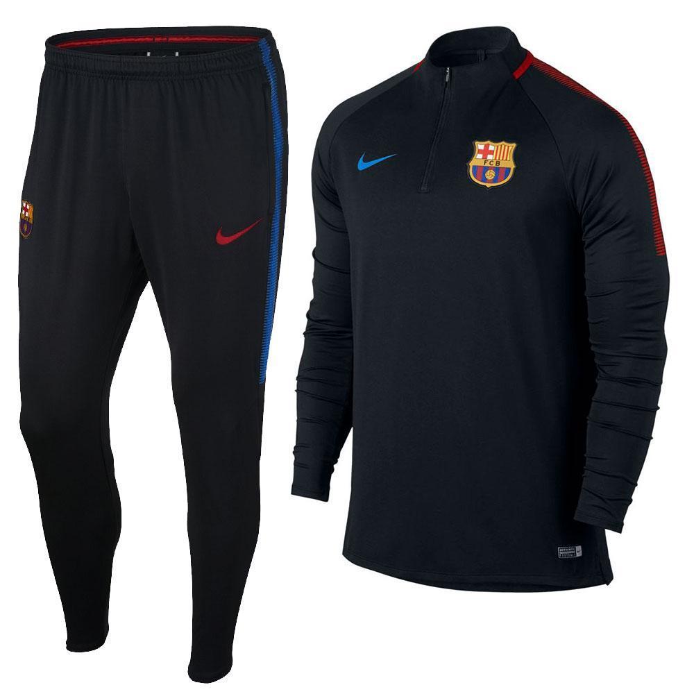 9adedf33962d Спортивный костюм мужской Nike FC Barcelona DRY SQUAD