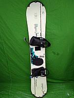 Сноуборд  Static 156  см + кріплення