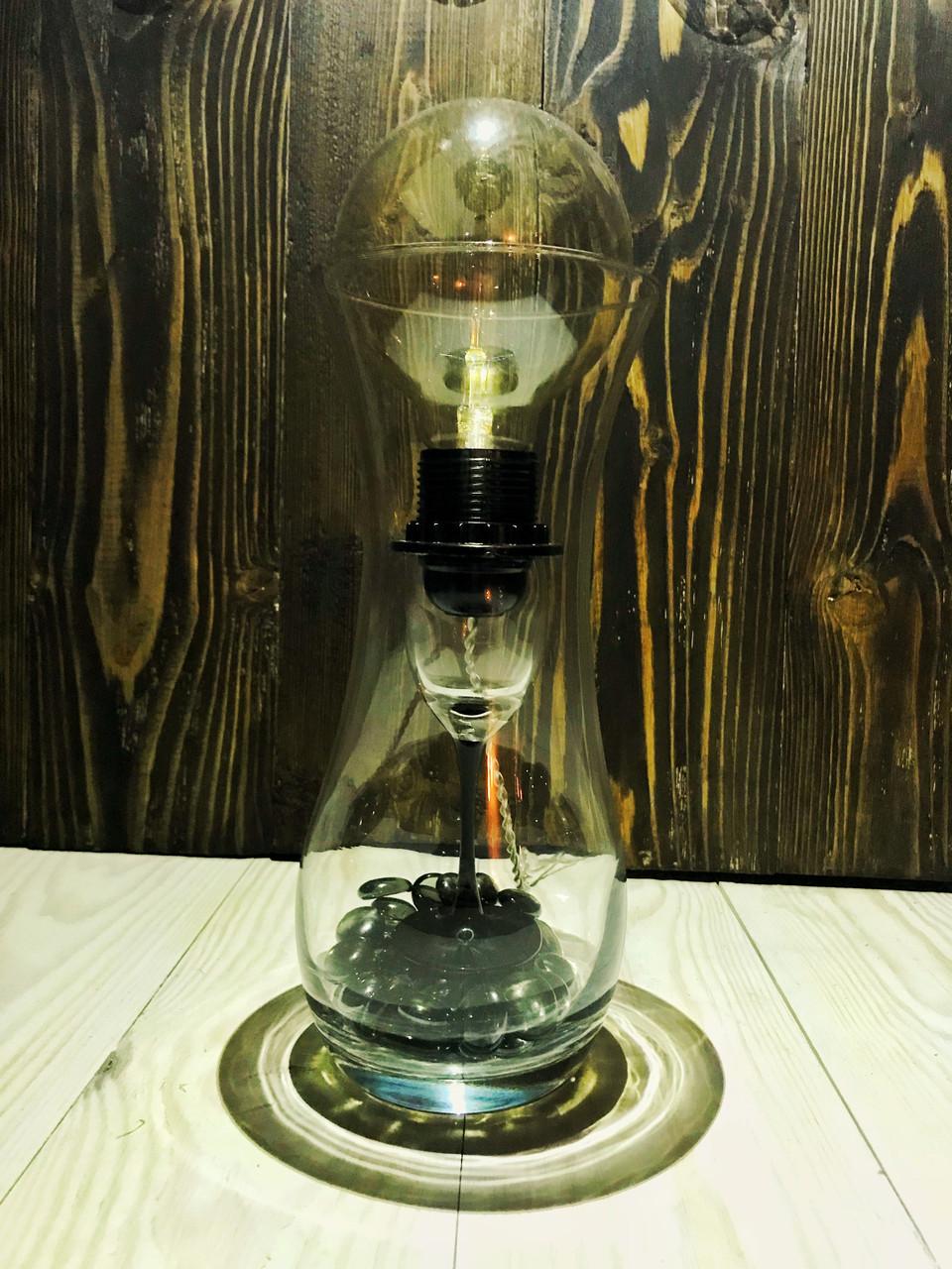 Светильник ваза