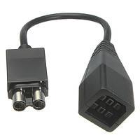 Питания штепсельной вилки преобразования кабель для Xbox 360 Xbox для одного