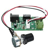 Регулируемый регулятор ширины импульса ШИМ двигатель постоянного тока регулятор скорости переключатель