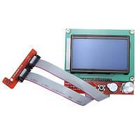 3D-принтер пандусы 1.4 lcd12864 интеллектуальный контроллер управления LCD доска