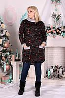 Платье Selta  632 размеры 50, 52, 54, 56