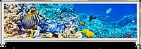 Экран под ванну Комфорт-Арт 150*50 см (аквариум)