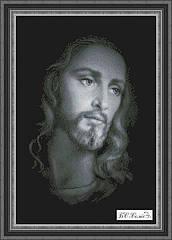Набор для вышивания бисером Ісус Спаситель