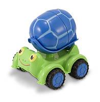 "MD6271 Scootin' Turtle Cement Mixer  (Цементовоз ""Черепашка"")"