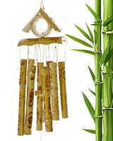 """Музыка ветра """"Гребенка"""" бамбук 8 трубочек (L = 60 см)"""